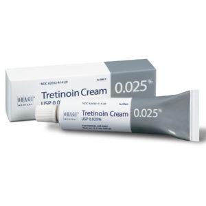Tretinoin 0.025%, Retinoid